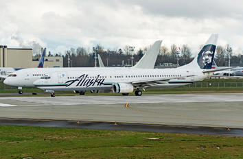 N303AS - Alaska Airlines Boeing 737-900
