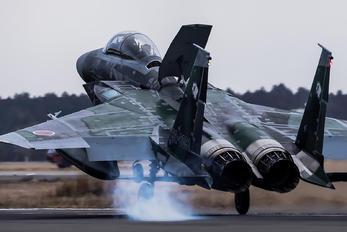 82-8091 - Japan - Air Self Defence Force Mitsubishi F-15DJ