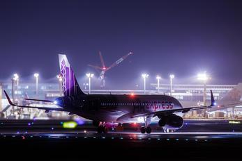 B-LCC - Hong Kong Express Airbus A320
