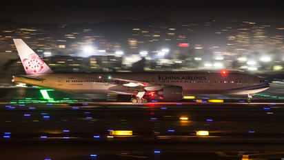 B-18053 - China Airlines Boeing 777-300ER