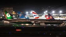 B-16707 - Eva Air Boeing 777-300ER aircraft