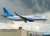 VQ-BWG - Pobeda Boeing 737-800 aircraft