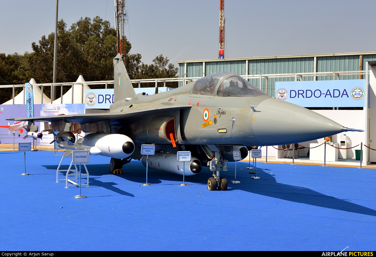 India - Air Force KH-2002 aircraft at Yelahanka AFB