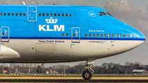 PH-BFK - KLM Boeing 747-400 aircraft