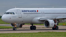 F-GHQJ - Air France Airbus A320 aircraft