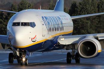 EI-EFZ - Ryanair Boeing 737-800