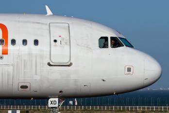 HB-JXD - easyJet Switzerland Airbus A320