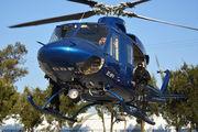 XC-SPV - Mexico - Police Bell 412 aircraft