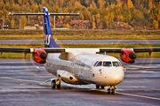 OY-JZA - SAS - Scandinavian Airlines ATR 72 (all models) aircraft