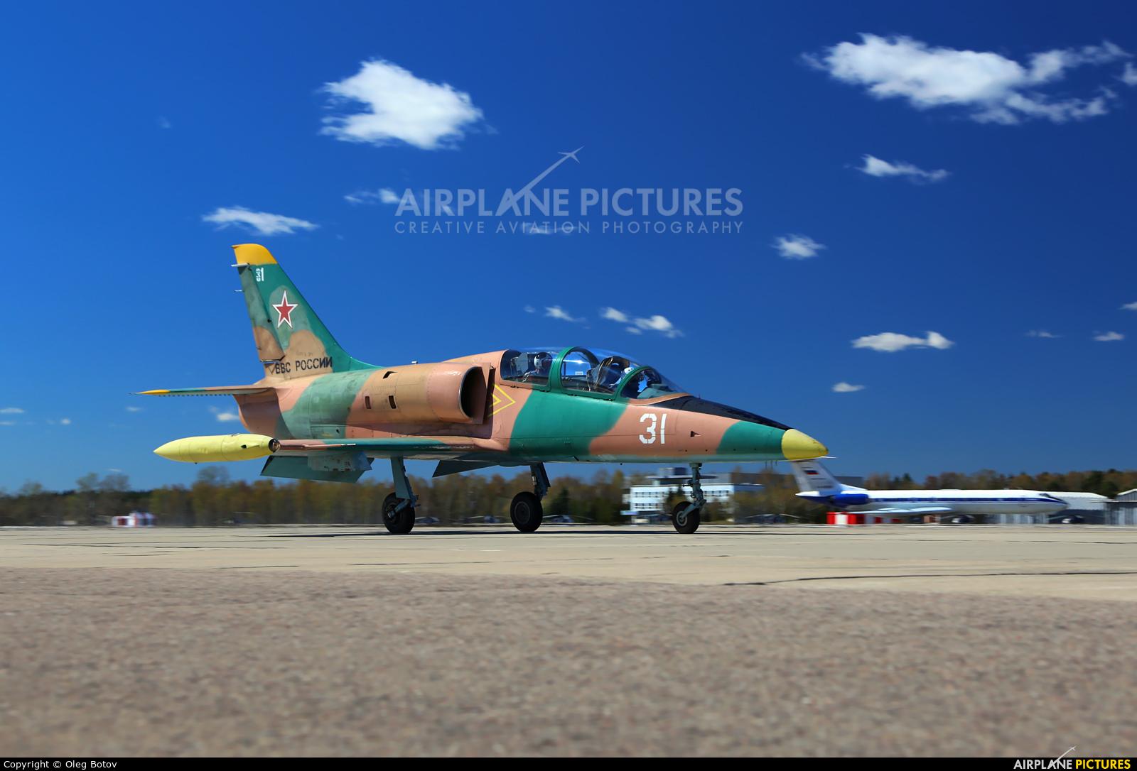 Russia - Air Force 31 aircraft at Kubinka