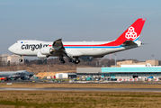 Latest Cargolux B747-8F arrived home title=
