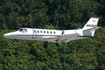 N812QS - Netjets (USA) Cessna 560 Citation Encore