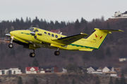 SE-KFP - Scandinavian Air Ambulance Beechcraft 200 King Air aircraft