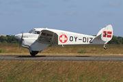 OY-DIZ - Private SAI KZ IV aircraft