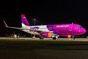 HA-LYD - Wizz Air Airbus A320 aircraft