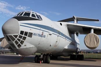 RA-78854 - Russia - Air Force Ilyushin Il-76 (all models)
