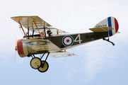 OK-HUD 04 - Private Sopwith Camel aircraft