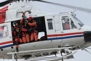 JA6792 - Japan - Fire and Disaster Management Agency Bell 412EP aircraft