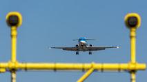 PH-KZN - KLM Cityhopper Fokker 70 aircraft