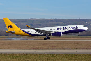 G-EOMA - Monarch Airlines Airbus A330-200