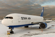 OY-SRM - Star Air Freight Boeing 767-200F aircraft