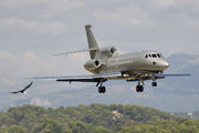 OO-ACT - Flying Service - FYG Dassault Falcon 900 series aircraft