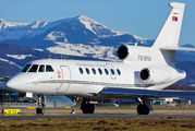 YU-BNA - Serbia - Government Dassault Falcon 50 aircraft