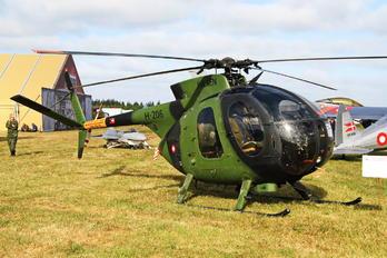 H-206 - Denmark - Army Hughes 500M