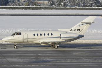 G-NLPA - Hangar 8 Raytheon Hawker 750XP