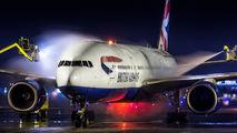 G-YMMA - British Airways Boeing 777-200 aircraft