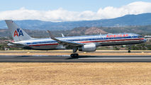 N198AA - American Airlines Boeing 757-200 aircraft