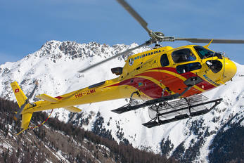HB-ZMI - Heli Bernina Eurocopter EC350