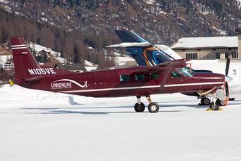 N105VE - Private Cessna 208 Caravan