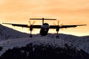 OE-LGA - Austrian Airlines/Arrows/Tyrolean de Havilland Canada DHC-8-400Q Dash 8 aircraft