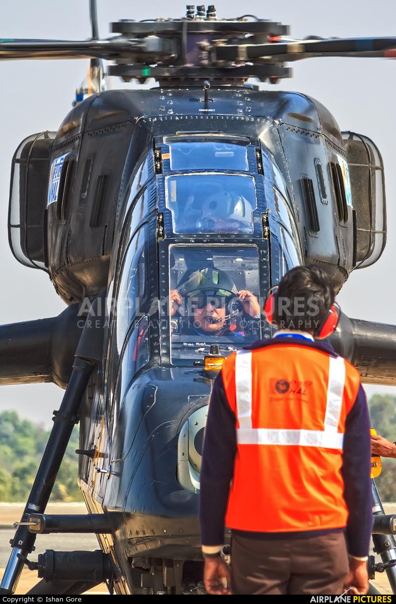 India - Air Force ZP4601 aircraft at Yelahanka AFB
