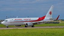 7T-VJK - Air Algerie Boeing 737-8D6 aircraft