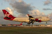 G-VWOW - Virgin Atlantic Boeing 747-400 aircraft