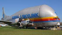 F-BTGV - Airbus Skylink Boeing 377 Super Guppy aircraft