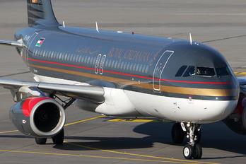 JY-AYW - Royal Jordanian Airbus A320