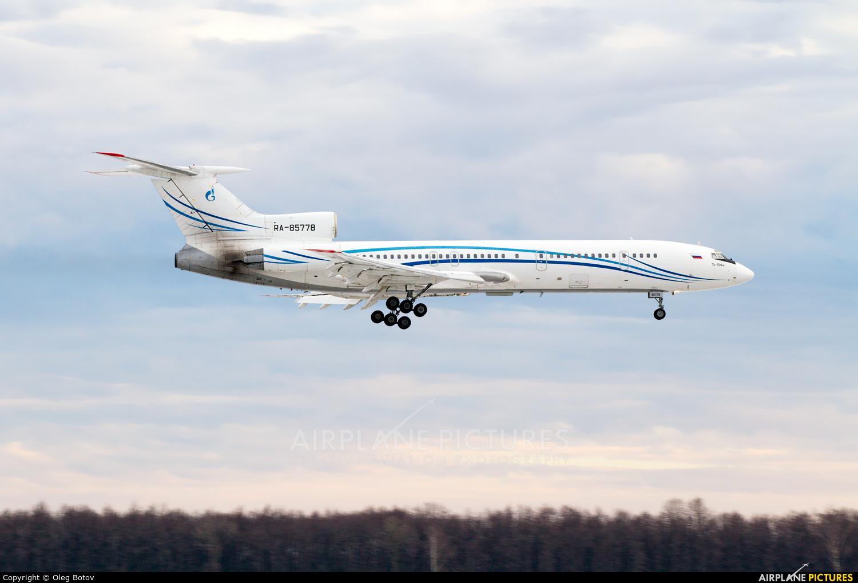 Gazpromavia RA-85778 aircraft at Moscow - Vnukovo