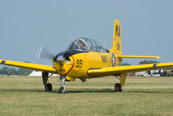 N134JV - Private Beechcraft T-34B Mentor