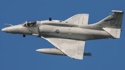 C-907 - Argentina - Air Force Douglas A-4AR Fightinghawk