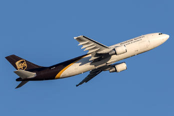N129UP - UPS - United Parcel Service Airbus A300F