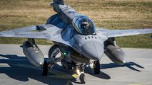 4086 - Poland - Air Force Lockheed Martin F-16D Jastrząb aircraft