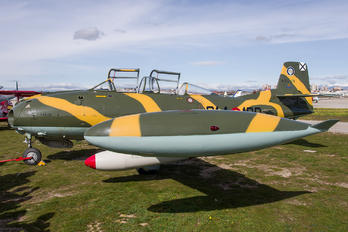 EC-DXJ - Fundación Infante de Orleans - FIO Hispano Aviación HA-200D Saeta