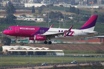 HA-LYB - Wizz Air Airbus A320
