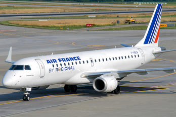 F-HBLB - Air France - Regional Embraer ERJ-190 (190-100)