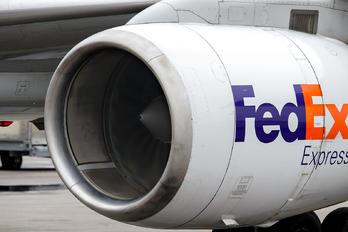 N933FD - FedEx Federal Express Boeing 757-200F