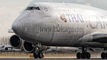 HS-TGH - Thai Cargo Boeing 747-400BCF, SF, BDSF aircraft