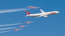 HB-JHN - Swiss Airbus A330-300 aircraft